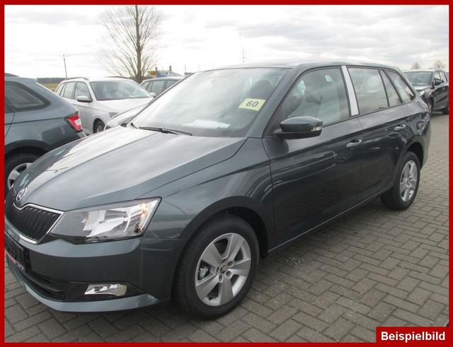 Skoda Fabia Combi - 1.0 TSI 95PS Ambition LM/PDC/SOFORT