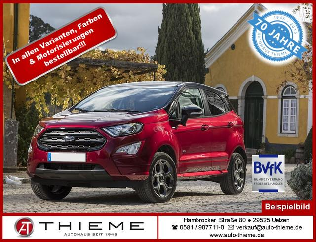 Ford EcoSport - 1.0 Ecoboost Navi Edition - Navi/LM/PDC/EXtras
