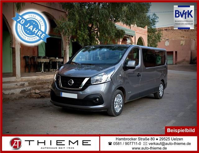 Nissan NV300 - 1.6 dCi 145PS Kombi Deluxe - Navi/Stdhzg/9-Sitzer/EXTRAS