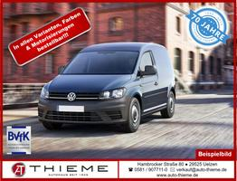 Volkswagen Caddy Kasten      2.0TDI 150PS DSG - Klima/MJ19