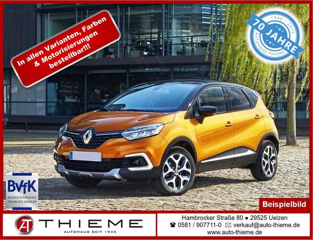 Renault Captur - Intens - LED/Navi/Climatr./EXtras/MJ20