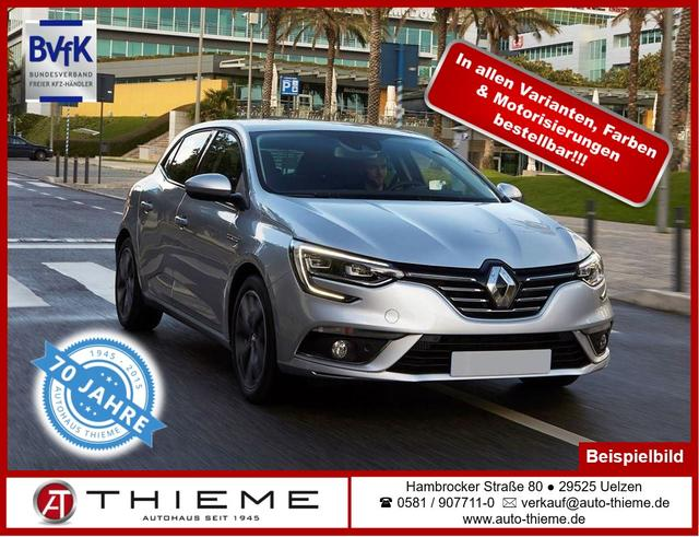 Renault Mégane - TCe 140 GPF Limited Deluxe - Climatr./LM/EXtras