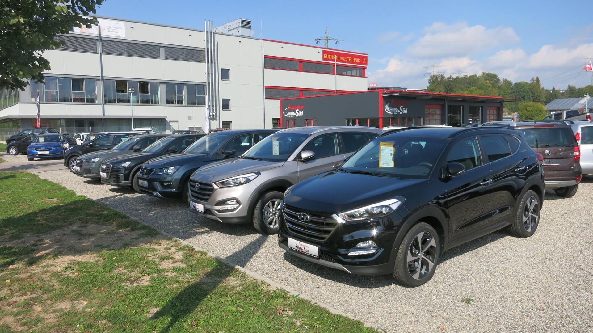 Autogalerie Süd e.K. - Ihr Spezialist für EU-Neuwagen, Gebrauchtwagen, Jahreswagen!