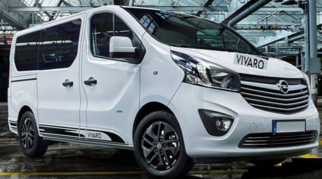 Opel Vivaro Kombi 1.5 Diesel 88kW S