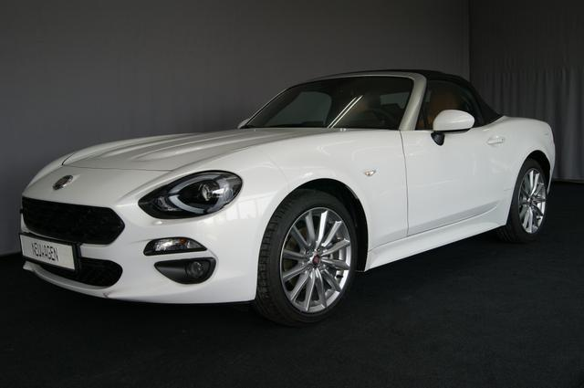 Fiat 124 Spider - LUSSO 1.4 Sie sparen 10.890,00€ Turbo 103kW (140PS), Radio Connect 7