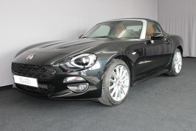 Fiat 124 Spider - LUSSO 1.4 Sie sparen 10.110 Euro Turbo 103kW (140PS), Radio Connect 7