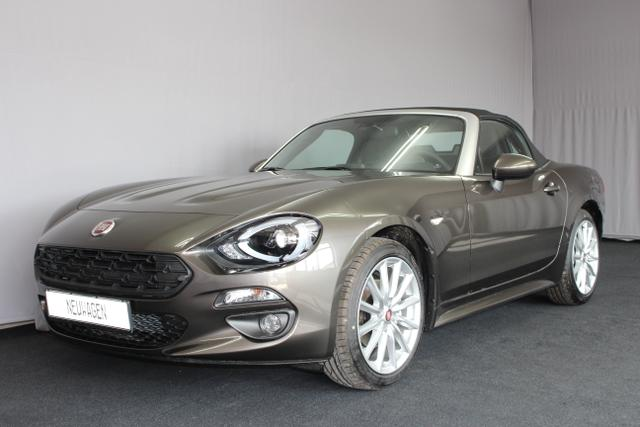Fiat 124 Spider - LUSSO 1.4 Sie sparen 10.110,00€ Turbo 103kW (140PS), Radio Connect 7