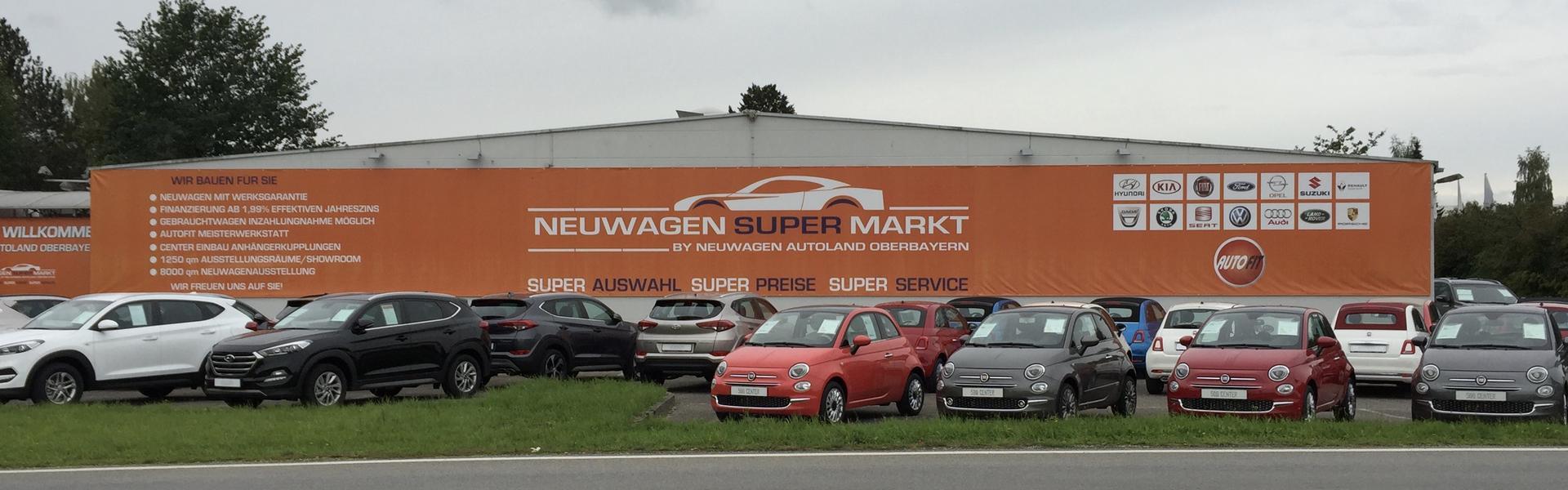 Neuwagen Autoland Oberbayern GmbH & Co. KG 94060 Pocking - Gewerbering 6 - 48 bei Passau
