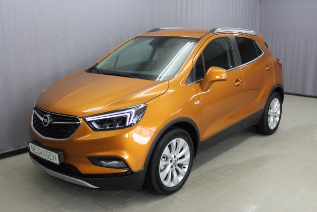 Opel Mokka X - Innovation 1,4i 4WD OnStar, Premium Paket: Adaptives Fahrlicht AFL mit LED-Technologie, Radio Navigationssystem 900 IntelliLink, Winter Paket