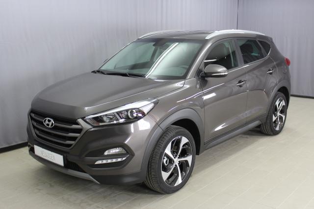 Hyundai Tucson - Premium Plus 1,6 GDI 2 WD Navigationssystem mit 8