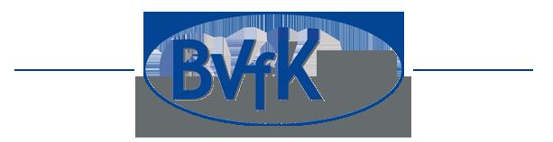 Das BVfK-Signet - Geprüfte Qualität - Als Mitglied des Bundesverbandes freier Kfz-Händler erfüllen wir umfassende Kriterien hinsichtlich Sicherheit und Zuverlässigkeit.