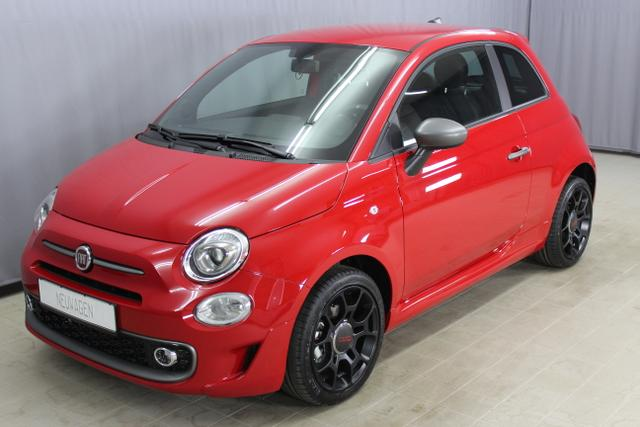 Fiat 500 - Sport 0,9 TwinAir Sie sparen 6510€, Turbo 105PS, Navigationssystem, PDC hinten, Audioempfang DAB+