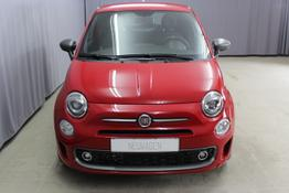 Fiat 500S, 111 Passione Rot, Stoff Sport Sc.(724),