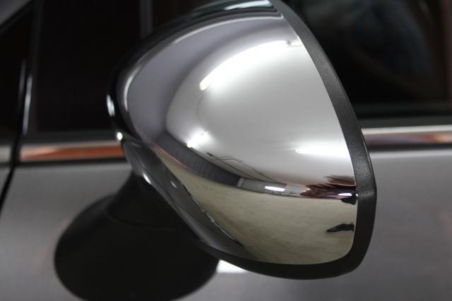 Fiat 500 MirrorMY 18,695 Pompei Grau, 341 Stoff Schwarz,