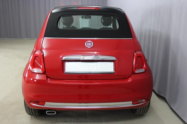 Fiat 500C - LOUNGE 1,2 8V S&S Wunschkonfiguration, 6d-Temp