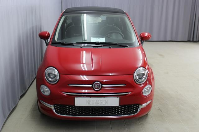 Fiat 500C - POP STAR 1,2 8V S&S Wunschkonfiguration, 6d-Temp