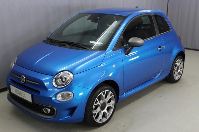 Fiat 500S - Sport 1,2 8V City Paket, Klimaautomatik, Uconnect Radio mit 7