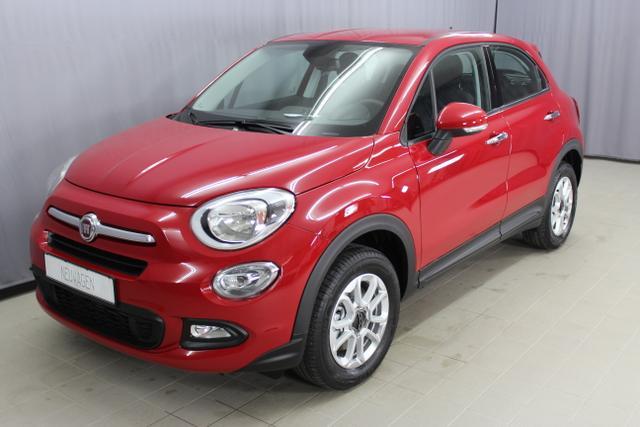 Fiat 500X - Pop Star 1,4 Sie sparen 7.090,00€, 140PS 2x4, Navigationssystem, Schlüsselloses Starten, Apple CarPlay, 16