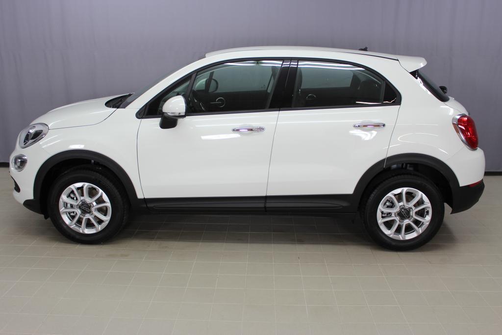 Fiat 500X Pop Star Ambiente White