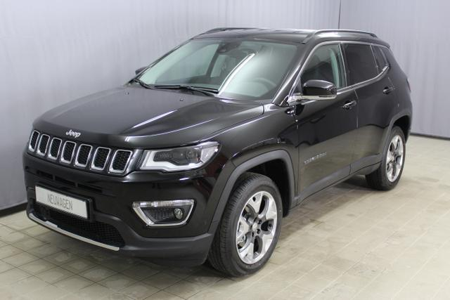 Jeep Compass - Limited 1,4 MultiAir Sie sparen 10790€ Navigation & Sound Paket, Premium Winter Park Funktions Sicht Paket