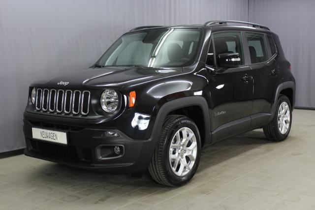 Jeep Renegade - Longitude 1,4MultiAir gespart 7070 Euro gegenüber UVP 27060 Uconnect NAV 8,4 Zoll DAB, Apple Carplay Android, Klimaautomatik, 17 Leichtmetallräder, Sitzheizung vorne , Lenkrad beheizt uvm.
