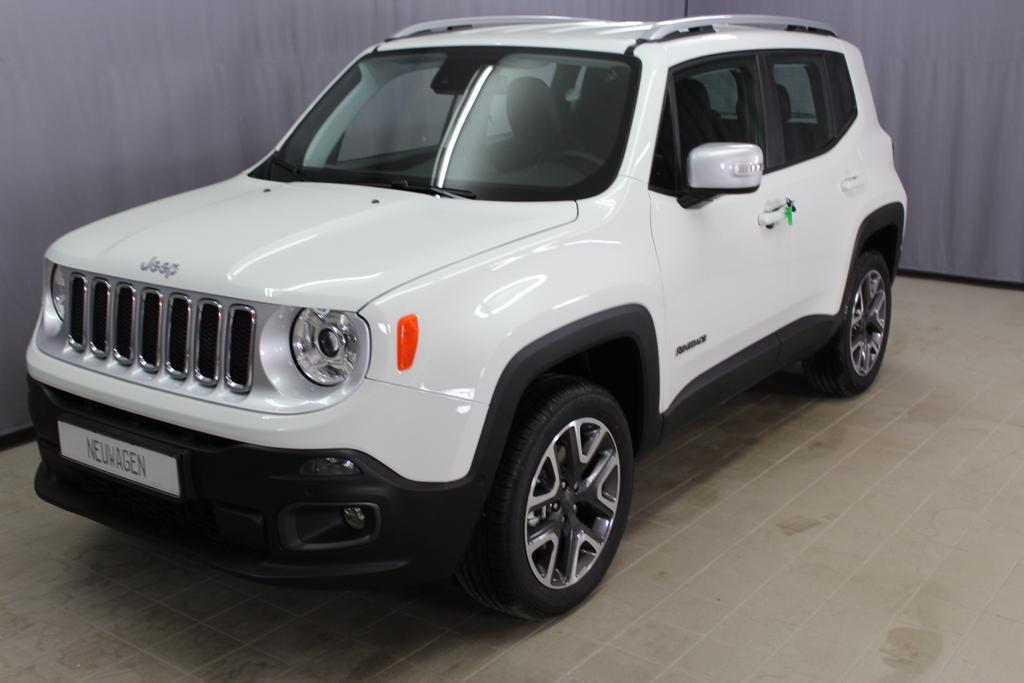 jeep renegade limited 1,4 aut. sie sparen 7560€ jeep // günstig kaufen