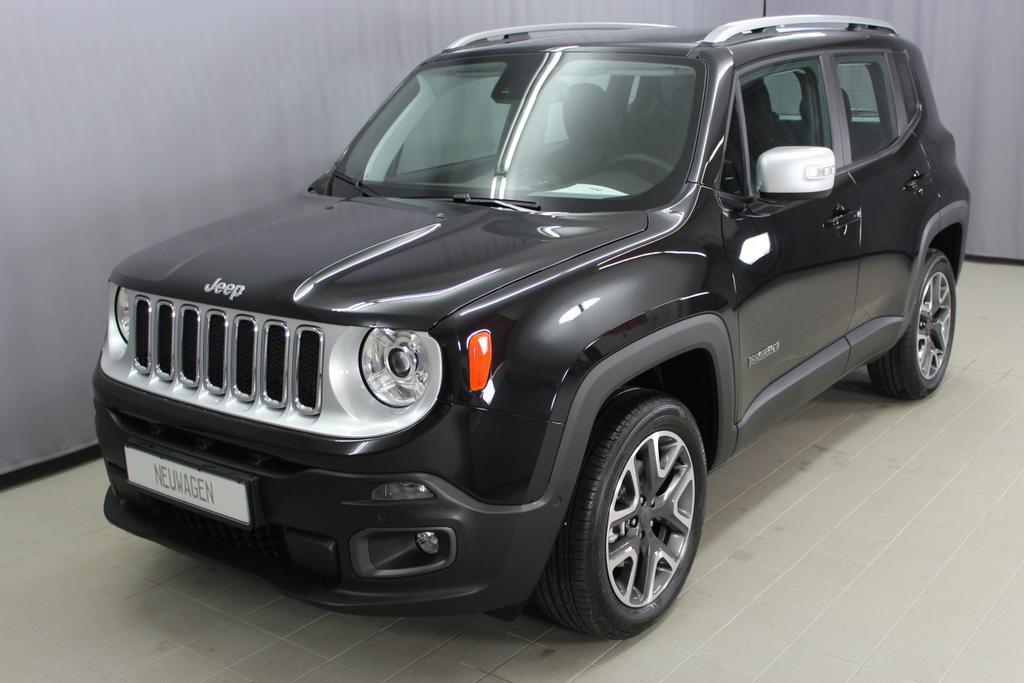 jeep renegade limited 1,4 aut. sie sparen 8050€ jeep // günstig kaufen