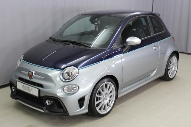 Abarth 695 - Rivale 1,4 T-Jet Sie sparen 6730€, Mahagoni Paket, Skydome Panorama Schiebedach, Beats Soundsystem, Bi Xenon, Uconnect NAVI mit 7