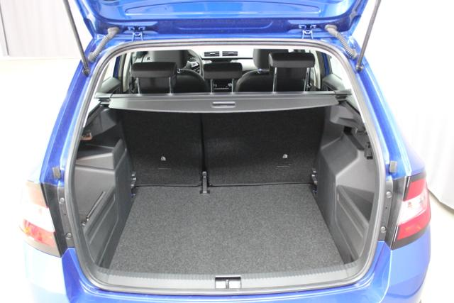 Skoda Fabia Combi 1.0 TSI 95PS SCOUTLINE Blau Metallic Autoland Oberbayern
