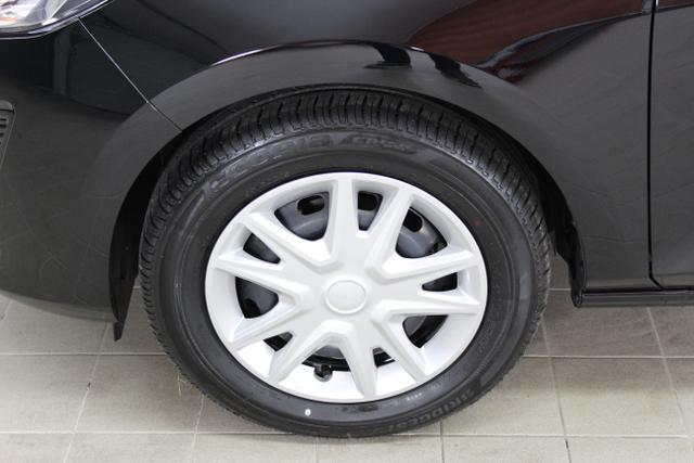 Ford Fiesta 1.0 EcoBoost 100PS 5-Türer SYNC Edition, Schwarz Metallic, Stoff schwarz