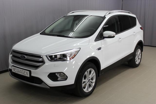 Ford Kuga - Titanium 1,5 110KW 4x2 Navigation, Rückfahrkamera, 17'' Alufelgen, LED Lights, SYNC mit AppLink , Teilleder uvm.
