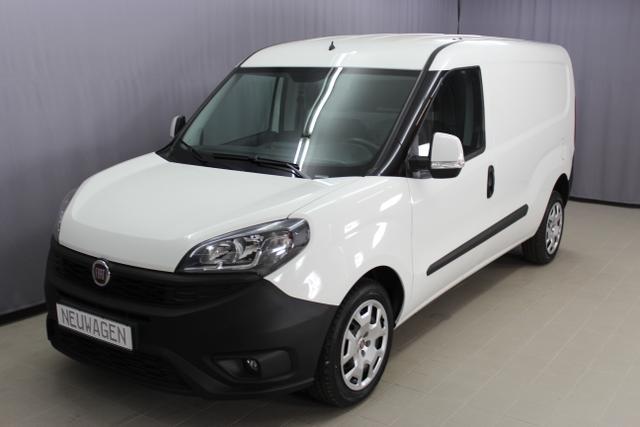 Fiat Doblo - Cargo Sie sparen 8.789€, Kastenwagen L2H1 MAXI SX 1.6 Multijet 100 Stahltrennwand ohne Fenster, Freisprecheinrichtung