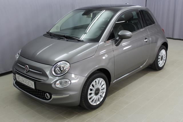 Fiat 500 - Lounge 1,2 8V S&S Sie sparen 7205€, Uconnect NAVIGATION und DAB+, Apple CarPlay/Android, PDC hinten, Kühlergrill Verchromt, Klimaautamatik, Regensensor, Lichtsensor, Glasdach feststehend, 15