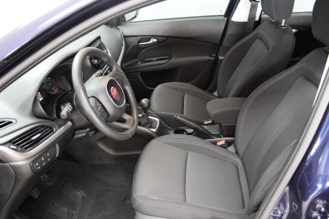 Fiat Tipo Kombi Pop 1.4 95PS COC da 13.8. 717 Elba BlueStoff