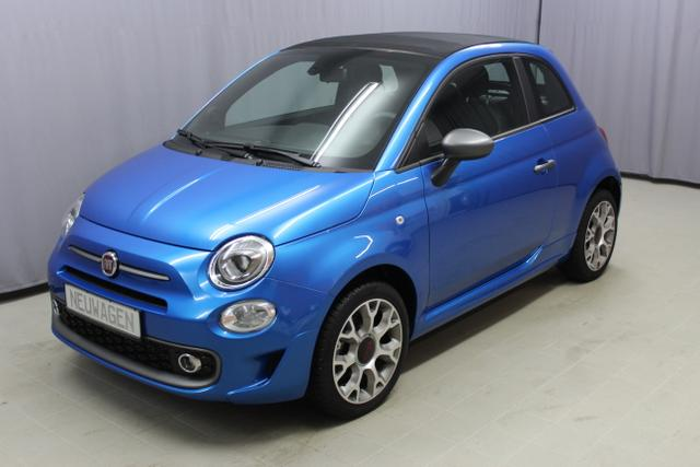 Fiat 500C - Sport 0,9 Turbo CITY PAKET, Uconnect Radio Mit 5