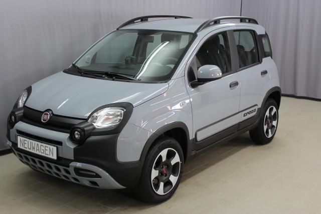 """Fiat Panda - CITY CROSS 1,2 8V Klimaautomatik, Multifunktionslederlenkrad, Berganfahrassistent, 15"""" Design-Stahlfelgen, Start&Stop uvm. Lagerfahrzeug"""