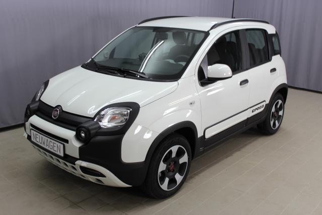 Fiat Panda - CITY CROSS 1,2 8V Klimaautomatik, Multifunktionslederlenkrad, Berganfahrassistent, 15