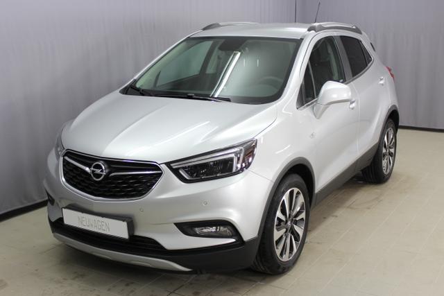 Opel Mokka X - Innovation 1.4 Turbo 2x4 OnStar, AGR Ergonomiesitz, Premium Paket, 18Zoll, Navigationssystem, Rückfahrkamera, beheizbares Multifunktionslederlenkrad uvm.