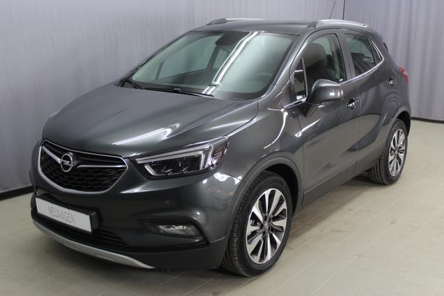 Opel Mokka X - Innovation 1.4 Turbo AGR Ergonomiesitz, OnStar, Premium Paket, 18Zoll, Navigationssystem, Rückfahrkamera, beheizbares Multifunktionslederlenkrad uvm.