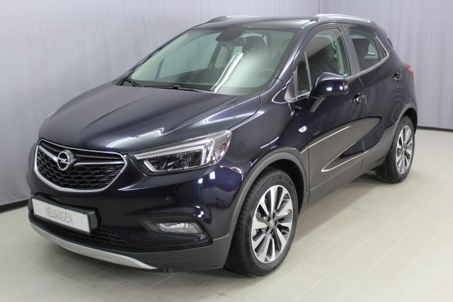 Opel Mokka X - Innovation 1.4 Turbo 2x4, OnStar, Premium Paket, 18Zoll, Navigationssystem, Rückfahrkamera, beheizbares Multifunktionslederlenkrad uvm.