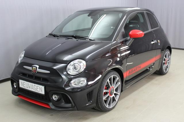 Abarth 595 Turismo - 1,4 T-Jet Sie sparen 6.613€, 165PS, Navigationssystem, Apple CarPlay, Bi Xenon, 17
