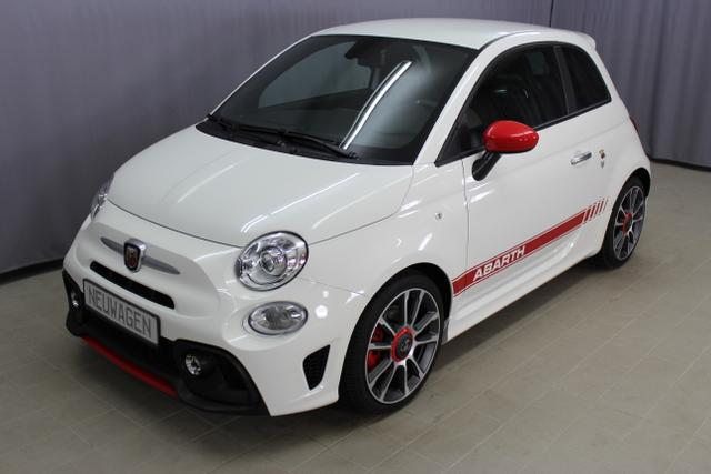 Abarth 595 Turismo - 1,4 T-Jet Sie sparen 6.613€, 165PS, Bi-xenon Scheinwerfer, Navigationssystem, Apple CarPlay, 17