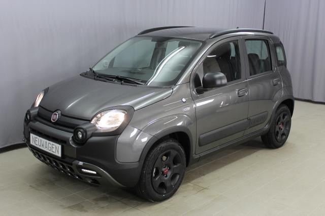 Fiat Panda - CITY CROSS Waze 1,2 8V Klimaanlage, Multifunktionslenkrad, Einparkhilfe hinten, Berganfahrassistent, Gurtanlegewarner, LED-Tagfahrlicht uvm.