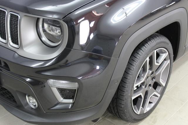 00585 Jeep Renegade 1,0 T-GDI Carbon Black Metallic(876)Stoff Schwarz(074)