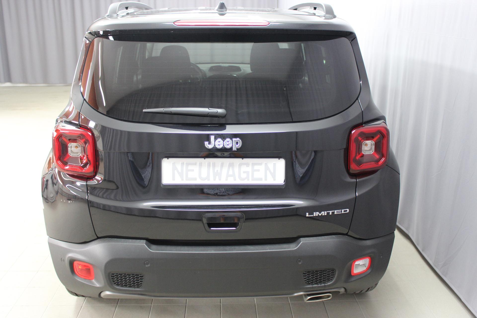 jeep renegade limited 1 3 dsg sie sparen 8750 euro led. Black Bedroom Furniture Sets. Home Design Ideas