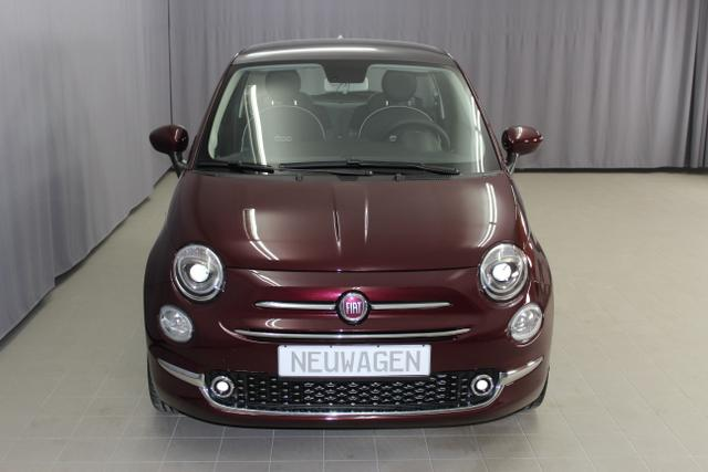 Fiat 500 1,2 8V S&S  Lounge 51kW 69 PS  Euro6dtemp	866 Opera Bordeaux