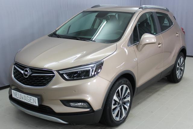 Opel Mokka X - Innovation 1.4 Turbo 2x4 Euro 6d-Temp, Ergonomiesitz, OnStar, Premium Paket, 18Zoll, Navigationssystem, Rückfahrkamera, beheizbares Multifunktionslederlenkrad uvm.