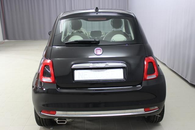 Fiat 500 - Lounge Sie sparen Euro 7890 1,2 8V Uconnect 7'', Apple CarPlay/Android, PDC hinten, Kühlergrill Verchromt, Klimaautomatik, Glasdach feststehend, 15