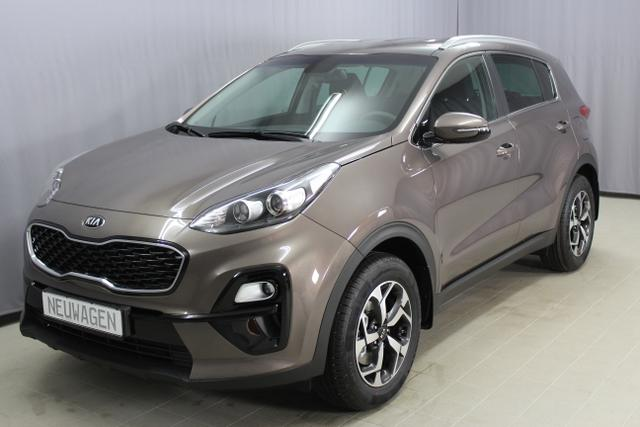 Kia Sportage - Dream-Team Edition 1,6 T GDI DSG 4WD 177PS, Navigation, Fahrspurassistent, Lordosenstütze, Fernlichtassistent, Wachsamkeitsüberwachungsfunktion uvm.