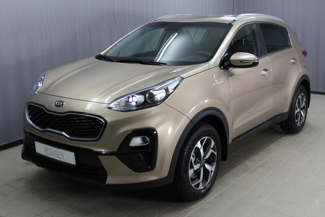 Kia Sportage - Dream-Team Edition Sie sparen 8.460.- Euro, 1,6 T GDI 2 WD 177PS, Navigation, Fahrspurassistent, Lordosenstütze, Fernlichtassistent, Wachsamkeitsüberwachungsfunktion uvm.